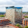 Château Chenonceau? Who needs it? Birmingham's got The Cube!