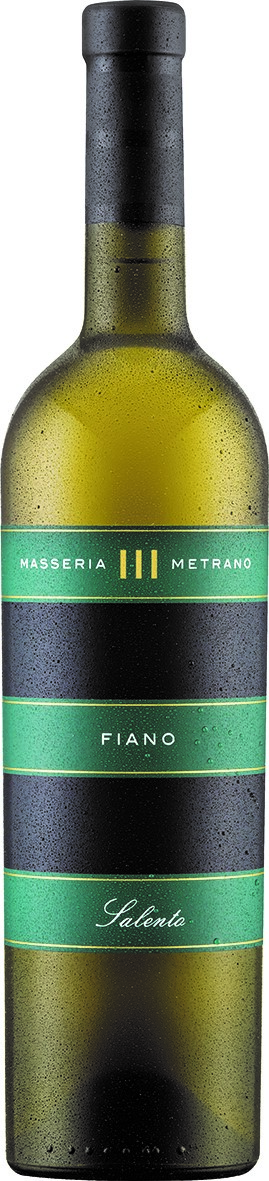 Lidl Italy Puglia Masseria Metrano Fiano Salento 2015